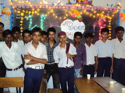 Decoration Of The Class On Teacher S Day Kv Banka Library